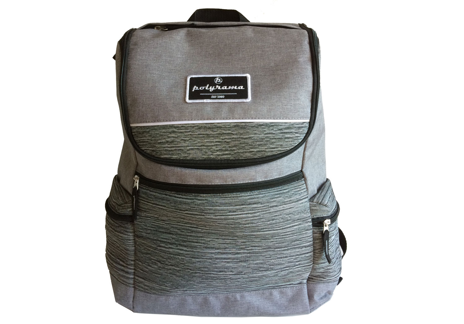 Urban Backpack Grey by Polyrama #2218
